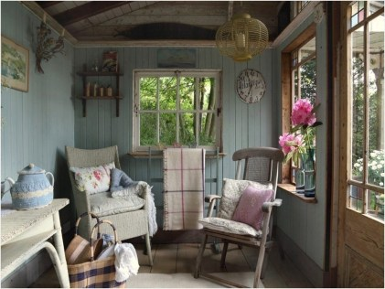 Classy Summer House Ideas For Home Interior 17