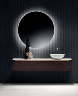 Elegant Bathroom Lighting Ideas To Brighten Your Style 20