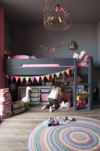 Gorgeous Bedroom Decoration Ideas For Kids 30