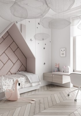 Gorgeous Bedroom Decoration Ideas For Kids 42