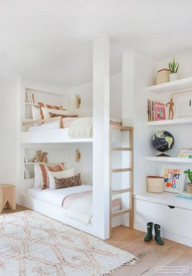 Gorgeous Bedroom Decoration Ideas For Kids 44