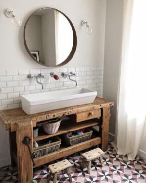 Impressive Vintage Bathroom Decoration You'll Love 09