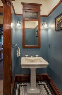 Impressive Vintage Bathroom Decoration You'll Love 23