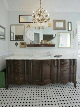 Impressive Vintage Bathroom Decoration You'll Love 35