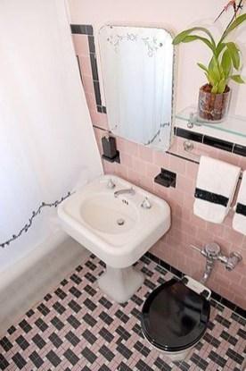 Impressive Vintage Bathroom Decoration You'll Love 43