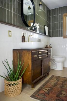 Impressive Vintage Bathroom Decoration You'll Love 45