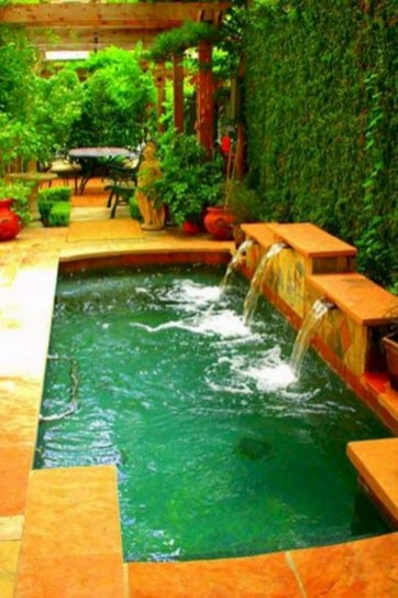 Innovative Small Swimming Pool For Your Small Backyard 34