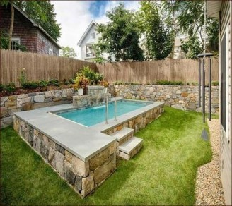 Innovative Small Swimming Pool For Your Small Backyard 37