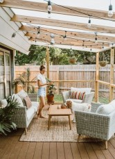 Inspiring Backyard Patio Design Ideas With Beautiful Landscaping 20