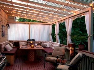 Inspiring Backyard Patio Design Ideas With Beautiful Landscaping 21