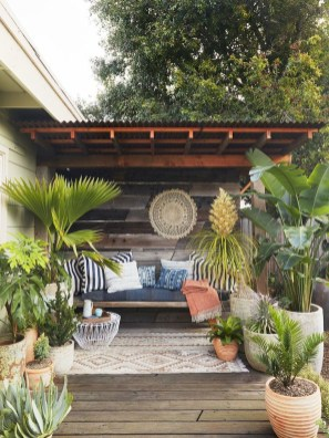 Inspiring Backyard Patio Design Ideas With Beautiful Landscaping 23