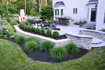Inspiring Backyard Patio Design Ideas With Beautiful Landscaping 48