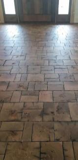 Stunning Wood Floor Ideas To Beautify Your Kitchen Room 07