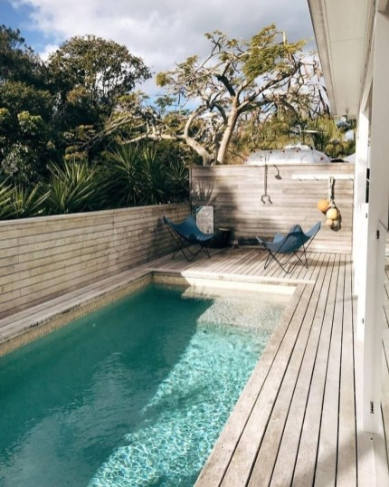 The Best Swimming Pool Design Ideas For Summer Time 09