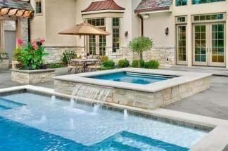 The Best Swimming Pool Design Ideas For Summer Time 19
