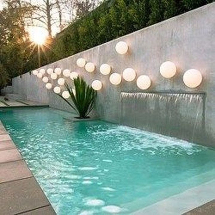 The Best Swimming Pool Design Ideas For Summer Time 25