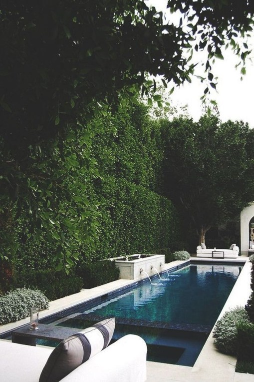 The Best Swimming Pool Design Ideas For Summer Time 32