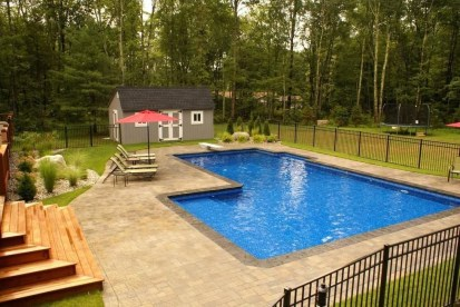 The Best Swimming Pool Design Ideas For Summer Time 35