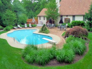 The Best Swimming Pool Design Ideas For Summer Time 42