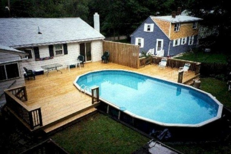 The Best Swimming Pool Design Ideas For Summer Time 43