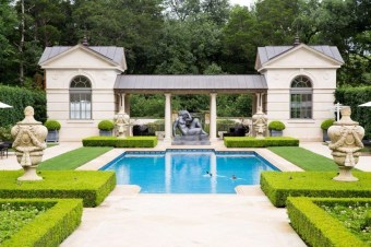 The Best Swimming Pool Design Ideas For Summer Time 47