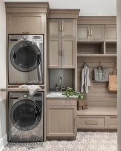 Wonderful Laundry Room Decorating Ideas For Small Space 30