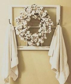 Amazing Bathroom Decor Ideas With Farmhouse Style 02