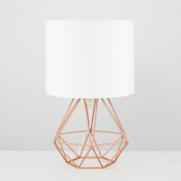 Awesome Table Lamp Ideas To Brighten Up Your Work Space 13