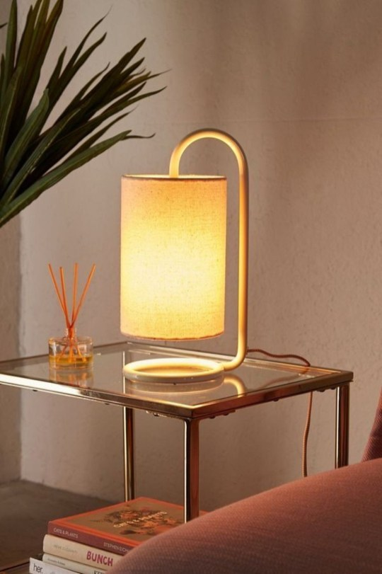 Awesome Table Lamp Ideas To Brighten Up Your Work Space 20