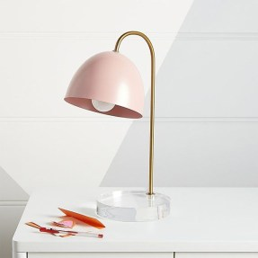 Awesome Table Lamp Ideas To Brighten Up Your Work Space 22