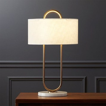 Awesome Table Lamp Ideas To Brighten Up Your Work Space 29