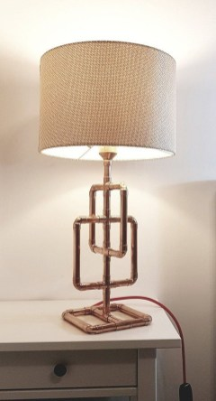 Awesome Table Lamp Ideas To Brighten Up Your Work Space 49