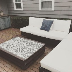 Best DIY Outdoor Furniture Ideas You Can Put In Garden 08