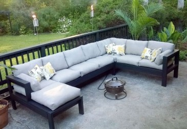 Best DIY Outdoor Furniture Ideas You Can Put In Garden 15