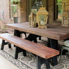 Best DIY Outdoor Furniture Ideas You Can Put In Garden 23