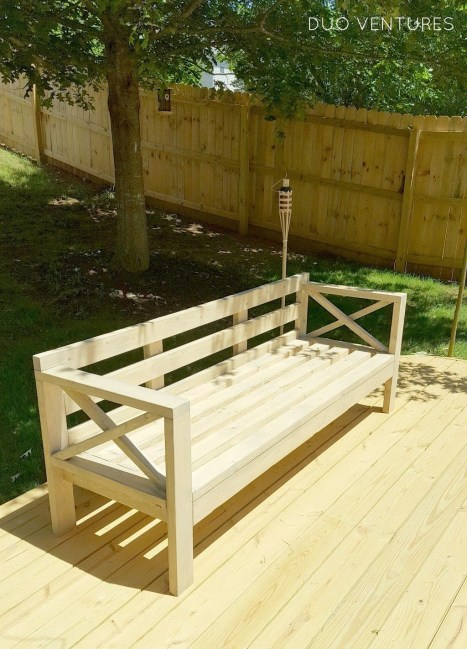 Best DIY Outdoor Furniture Ideas You Can Put In Garden 49