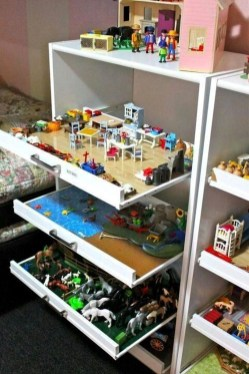 Brilliant Toy Storage Ideas For Small Space 09