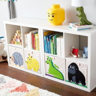 Brilliant Toy Storage Ideas For Small Space 16
