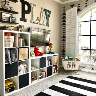 Brilliant Toy Storage Ideas For Small Space 18