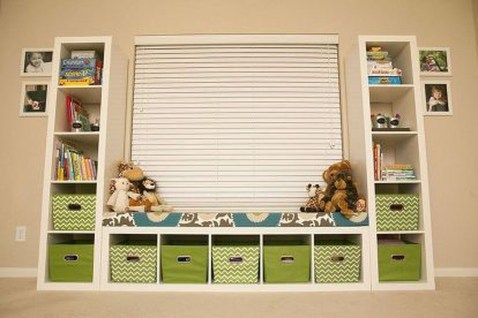 Brilliant Toy Storage Ideas For Small Space 22