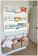 Brilliant Toy Storage Ideas For Small Space 45