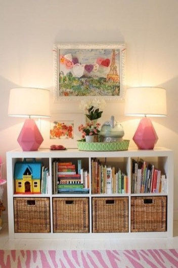 Brilliant Toy Storage Ideas For Small Space 54
