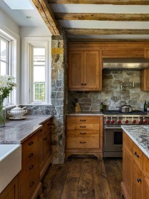 Fabulous Rustic Kitchen Decoration Ideas 22