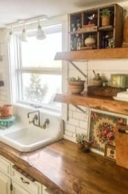 Fabulous Rustic Kitchen Decoration Ideas 23