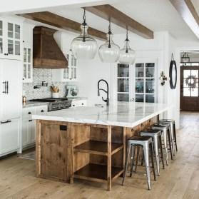 Fabulous Rustic Kitchen Decoration Ideas 25