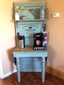 Fantastic DIY Coffee Bar Ideas For Your Home 04