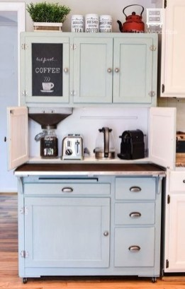 Fantastic DIY Coffee Bar Ideas For Your Home 08