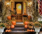 Inspiring Outdoor Decoration For This Fall On A Budget 25