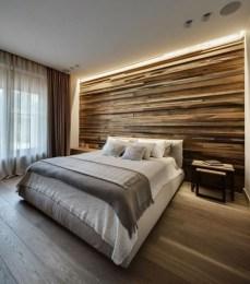 Modern Rustic Master Bedroom Design Ideas 04