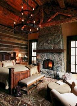 Modern Rustic Master Bedroom Design Ideas 08
